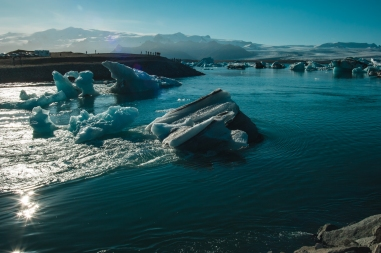 Jokulsarlon and Fjallsarlon-38