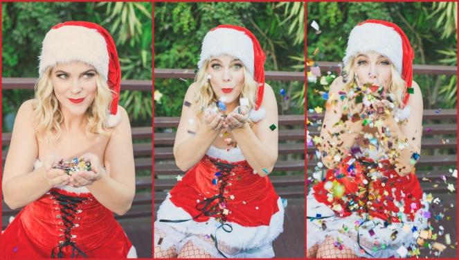 Glitter collage.2