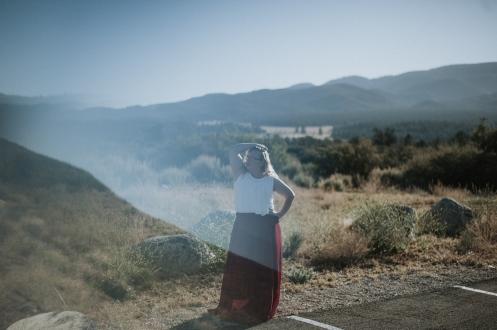 180622_Karen red skirt-1