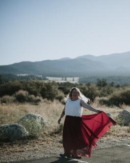 180622_Karen red skirt-3